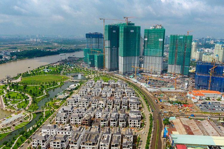 Bất động sản Nam Sài Gòn